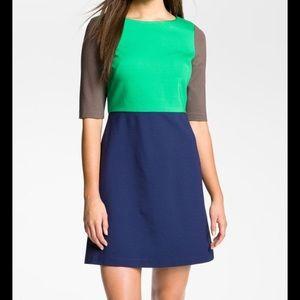 Suzi Chin for Maggy Boutiques Color Block Dress 4
